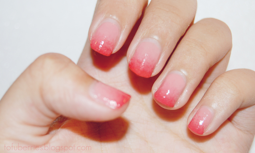 Ombr nails for What is ombre design