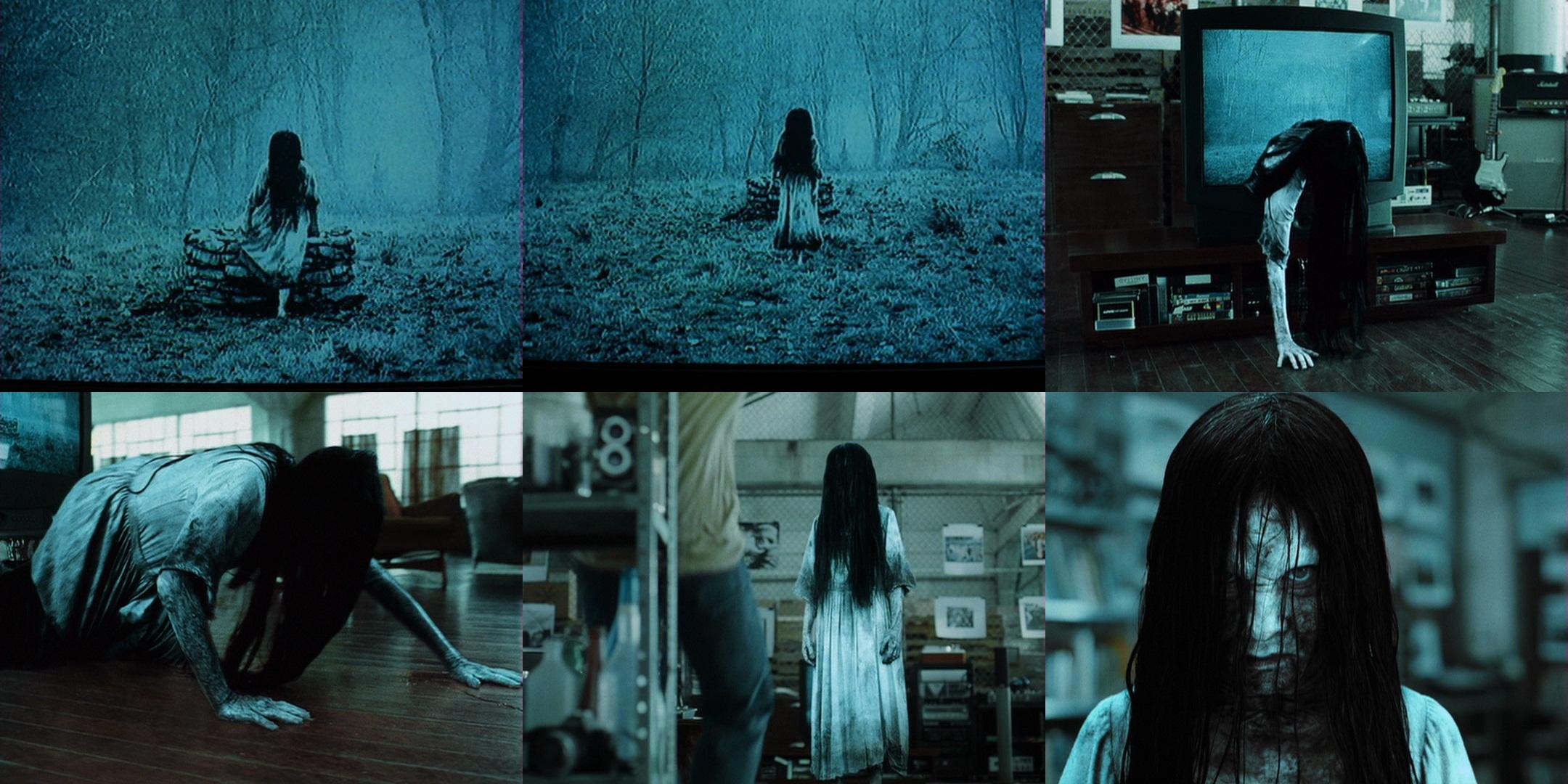 Очень японский хоррор 7 фильмов после которых действительно страшно