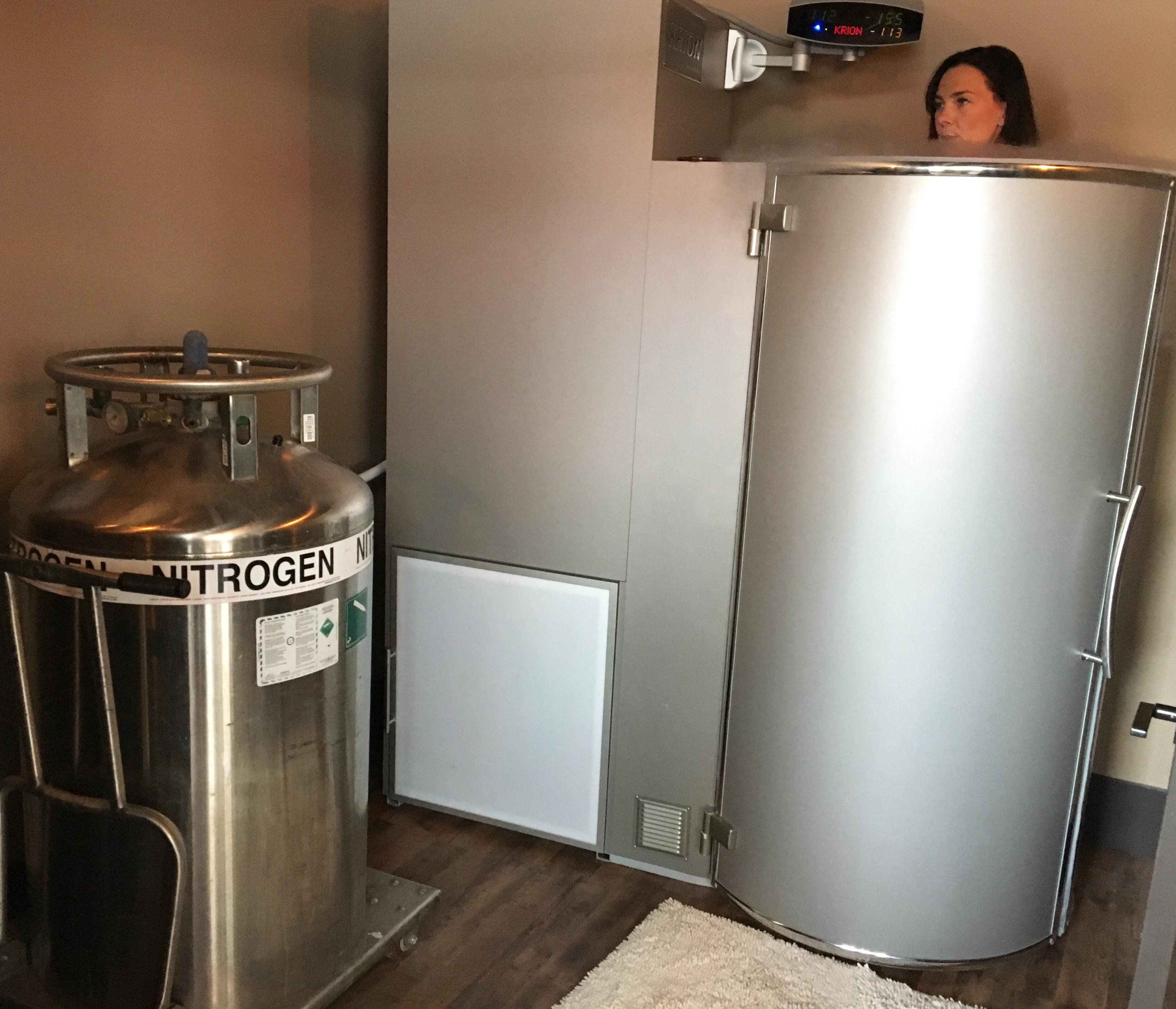 Cryotherapy in Calgary! – immrfabulous com